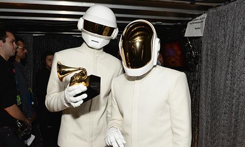 GRAMMY 2009 - Daft Punk