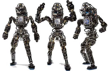 SSS — We are the robots — mix